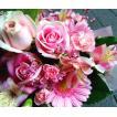父の日 プレゼント  花 誕生日 おまかせアレンジフラワー ピンク系 プレゼントなどに 条件付き送料無料 父の日 プレゼント