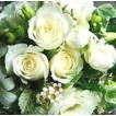 父の日 プレゼント  花束 プレゼント 誕生日 おまかせ ホワイトブーケ 花束 父の日 プレゼント  母の日
