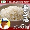 新潟産コシヒカリ 蛍乃一穂(玄米)5kg