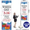 のぼり旗 WHITE DAY 3.14 YN-66(受注生産)