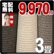 カーペット 3畳 防ダニ 防音カーペット 江戸間 三畳 絨毯 おしゃれ 安い 長方形 ネスト