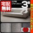 カーペット 3畳  防炎 防ダニ 床暖対応 日本製 長方形 厚手 絨毯 江戸間 三畳 おしゃれ 安い アースライン