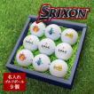 ギフト 名入れ 即日出荷可能 ゴルフボール9個セット ダンロップ スリクソン プレゼント 退職祝い 誕生日 敬老の日