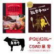 ポイント消化 金沢カレー の 元祖 《 チャンピオンカレー 》 と 《 てらおか風舎 》 の 能登牛 カレー セット
