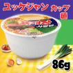 『農心』ユッケジャン サバル麺(カップ麺)86g 韓国ラーメン インスタントラーメン