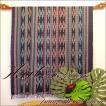 イカット ベッドカバーシングル−50 アジアン雑貨 布織物 タペストリー