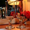 猫柄ビアグラス・ステム型(ペア)BG-5 / ねこ雑貨 ネコグッズ 猫グラス 【送料無料】【ギフト包装無料】