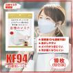 KF94 韓国  立体型マスク (10枚入) 柳葉型【メイクがつきにくい】【医療用レベル】【息がしやすい】自慢のマスク レギュラーサイズ ピエラス