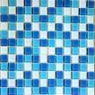モザイクタイル ガラスモザイクタイル タイルシート 20枚 キッチン