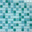 ガラスモザイクタイル タイルシート 20枚 洗面所 キッチン