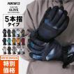 PONTAPES/ポンタペス メンズ&レディース スノーボード グローブ スノーグローブ スノボーグローブ 手袋 てぶくろ PG-02