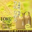 米 お米 ひのひかり5kg2袋 10kg 発送日当日精米 玄米 白米 分づき米 選べる精米度合い