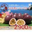 小笠原パッションフルーツ 0.9kg 中玉(12〜13玉入り)