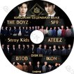 K-POP DVD Kingdom キングダム LEGENDARY WAR #1 MC-東方神起 TVXQ 日本語字幕あり iKON BTOB STRAY KIDS THE BOYZ SF9 ATEEZ IDOL KPOP DVD