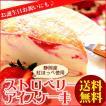 母の日 プレゼント スイーツ アイスクリーム ケーキ おしゃれ 苺 誕生日プレゼント ギフト