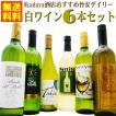 ワイン 旨安 デイリー 白ワイン 6本 セット 送料無料 Okadaya酒店 wine set