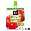ミニッツメイド 朝リンゴ 180g 6袋 (6袋×1ケース) パウチ 朝食 安心のメーカー直送 日本全国送料無料