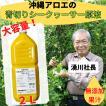 業務用 沖縄県産シークヮーサー100%果汁2L 無添加ジュース お徳サイズ ノビレチン