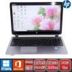 値引特価 ノートパソコン 中古パソコン HP ProBook450G2 Windows10 MicrosoftOffice2016 第5世代Corei5 新品SSD240GB メモリ4GB Bluetooth