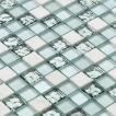 [シールタイプ】ガラス・大理石モザイクタイルSTR-5037S◆デザイン豊富 9 種類◆ (1シート)300×300×8mm