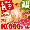 餃子 お取り寄せ 遠州餃子400個 送料無料 おつまみ ご当地グルメ
