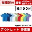 (アウトレット・在庫処分) 半袖ポロシャツ 綿100% 特価品  激安 作業服 ワークウェア