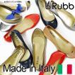 イタリア生産 ラバーサンダル Rubb Arles ラブ アルル ラバーシューズ ラバーパンプス