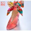 プレゼント 名入れ 酒  シンデレラシュー ガラスの靴 リキュール ピンク