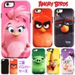 Angry Birds double bumper ケース iPhone 6/6s/5/5s/SE