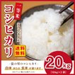 平成30年度 新米コシヒカリ 滋賀県産  蛍の里の条抜き米 20kg