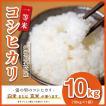 平成30年度 新米コシヒカリ 滋賀県産  蛍の里の条抜き米 10kg