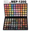 人気プロ仕様アイシャドウパレット、メイクパレット、アイズパレット120色 MEP-120G