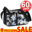 レスポートサック ショルダーバッグ LESPORTSAC Deluxe Everyday Bag 7507 D746 FLOWER CLUSTER