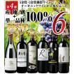 赤ワイン単一品種6本贅沢飲み比べセット!