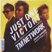 TM NETWORK  JUST ONE VIBTORY (中古邦楽EPレコード)