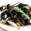 ムール貝 の ガーリックバターソース 450g
