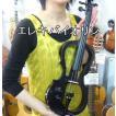 サイレントバイオリン/エレキ(消音)バイオリンセット  1年保証付き