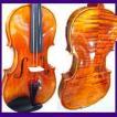 ハンドメイドバイオリンVincente sv200 イタリアヴァイオリンモデル【バイオリン・上級弓・ケース・松脂 4点セット】