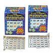 ハナヤマ / ビンゴカード(200枚入) |ビンゴ カード・パーティーグッズ・ビンゴゲーム・イベント・二次会| (B-0004_053631)