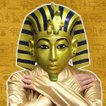 ツタンカー面 |なりきりマスク エジプト ファラオ 黄金仮面 ツタンカーメン| 【C-0342_054598(052853)】