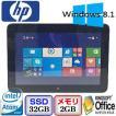 中古ノートパソコンHP HP Pro Tablet 610 G1 J0F44PA#ABJ Windows 8.1 32bit Atom 1.46GHz 2GB 32GB ドライブ なし 10.1インチ B0426N003 送料無料