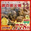ポイント消化 肉 職人がじっくり手焼きした 宮崎名物 鶏の炭火焼き もも100g×2袋セット 鶏肉 ポイント消化 送料無料 食品 セール 食品 肉 食品