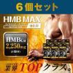 HMB 強化版  『hmb MAX  強化版 120粒 ≪6個セット≫ 』 サプリ タブレット サプリメント プロテイン 筋トレ 自転車 トレーニング