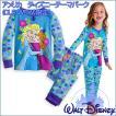 欠品中/ ディズニー アナと雪の女王 子ども用 3.4.5.6.7歳 パジャマ 長袖 上下セット (DM便対応)