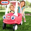 リトルタイクス プリンセス コージークーペ 30周年記念バージョン ピンク 18M+ 乗用玩具 630770