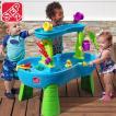 水遊び レインシャワー ウォーター テーブル STEP2 /配送区分:大型