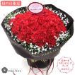 母の日 花 ギフト 母の日ギフト 母の日 花 プレゼント 定番 お洒落 花瓶が要らない花束 贈り物 赤いカーネーションのスタンディングブーケ LLサイズ 48本