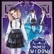 あすつく DEath of Doll Madness Widow(マッドネスウィドウ) ハロウィン 仮装 衣装 コスプレ コスチューム 大人用 レディ