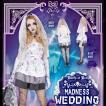 あすつく DEath of Doll Madness Wedding(マッドネスウェディング) ハロウィン 仮装 衣装 コスプレ コスチューム 大人用
