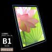 LED ライト パネル 看板 B1 白 アウトレット お買い得セール品 送料無料
